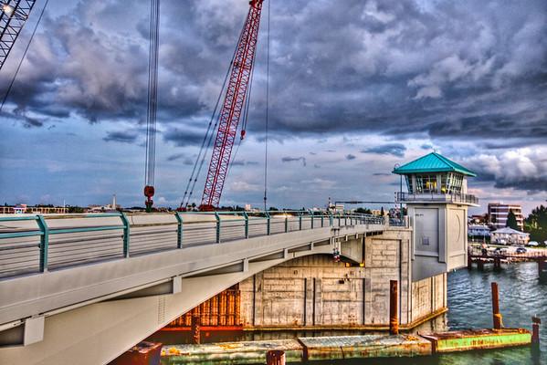 HDR Treasure Island Bridge 09-09-23