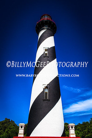 St. Augustine Lighthouse - 21 May 2015