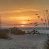 Sunrise on Gasparilla Island