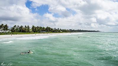 Surfing the Gulf