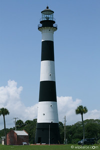 Cape Canaveral Air Force Base Lighthouse.   Get notifications via: