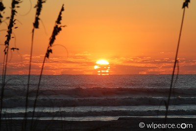 St. Augustine Beach Sunrise Get notifications via: