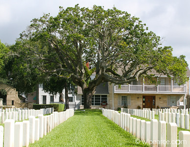 The St. Augustine National Cemetery. Get notifications via: