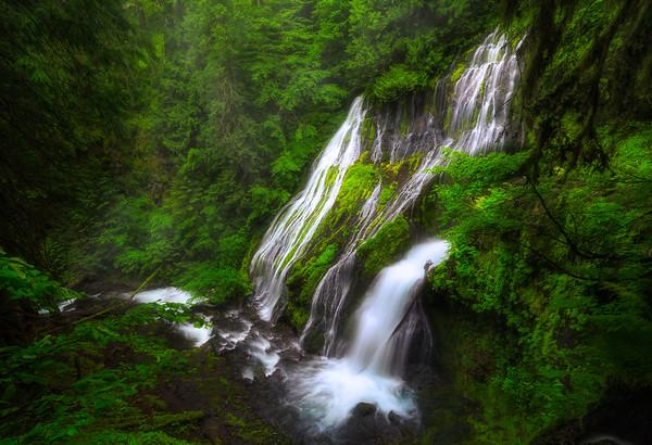 Panther's Lair #2 - Panther Creek Falls