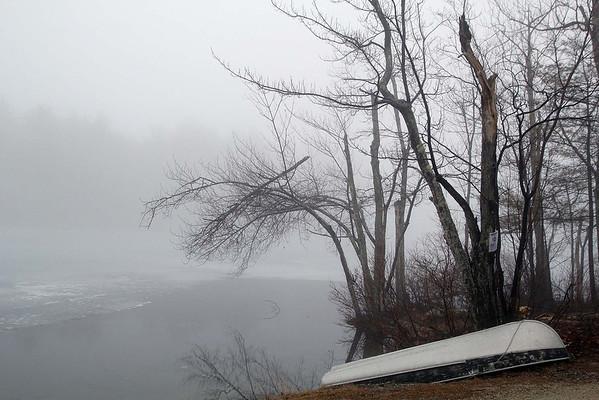 Fog in Ashburnham