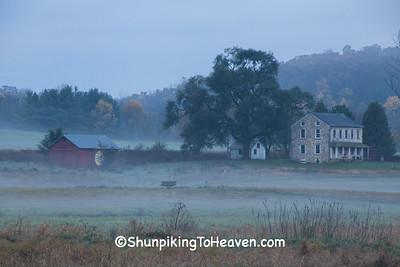 Historic Farmstead, Dane County, Wisconsin