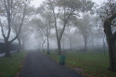 Foggy Morning-10/20/12