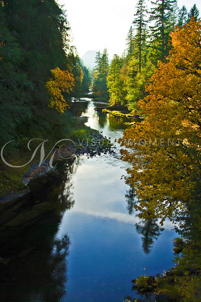 S. SANTIAM @ CASCADIA BRIDGE - 6