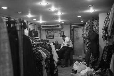 Negotiating - Garment District, Derech Yaffo, Tel-Aviv