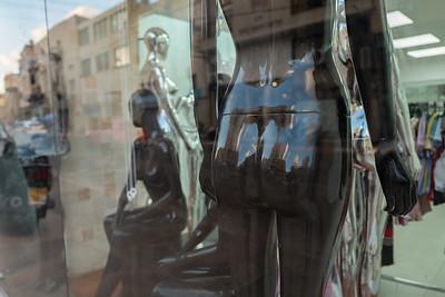 Reflection - Garment District, Derech Yaffo, Tel-Aviv