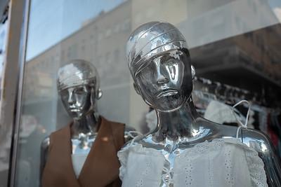 Puppets- Garment District, Derech Yaffo, Tel-Aviv