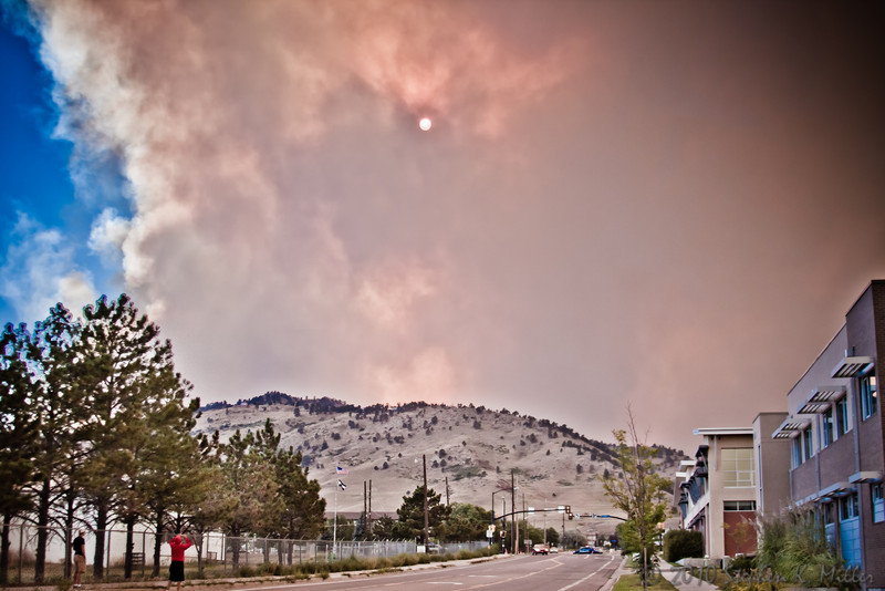 The Four Mile Canyon Fire