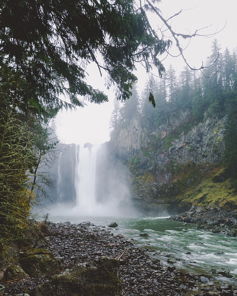 Snoqualmie Falls. Washington