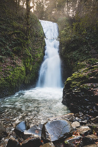 Bridal Veil Falls, Columbia River Gorge, Oregon