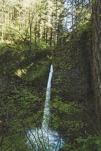 Ponytails Falls, Oregon