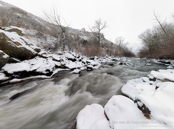 Clear Creek winter
