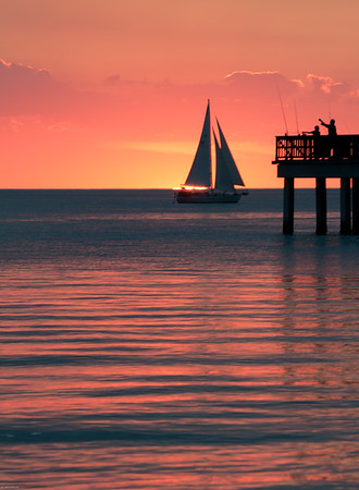 Fort Myers sunsets, Florida
