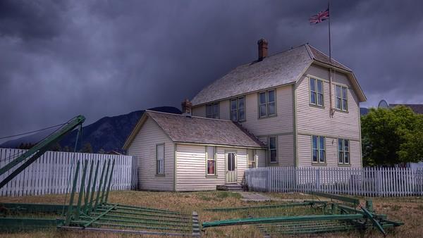 Fort Steel, British Columbia