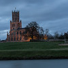Fotheringhay Church - Northamptonshire (February 2017)