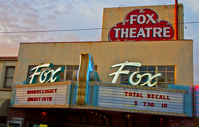 Fox Theater Exterior_9514