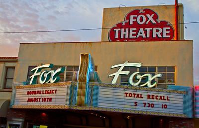 Fox Theater Exterior_9514