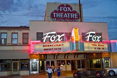 Fox Taft Exterior_9547