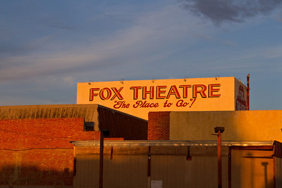Fox Taft Exterior 9507