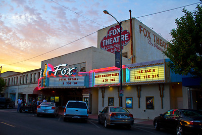 Fox Theater Exterior_9517
