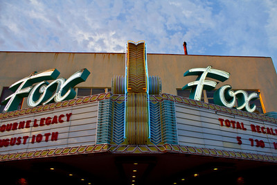 Fox TAft Exterior sign_9512