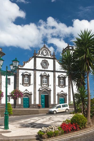 Church of Saint George, Nordeste, Sao Miguel, Azores