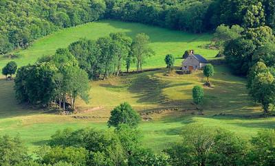 Ferme en Auvergne
