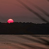 Sunset over Green Island