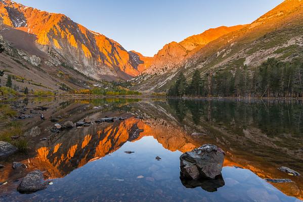 Parker Lake Sunrise