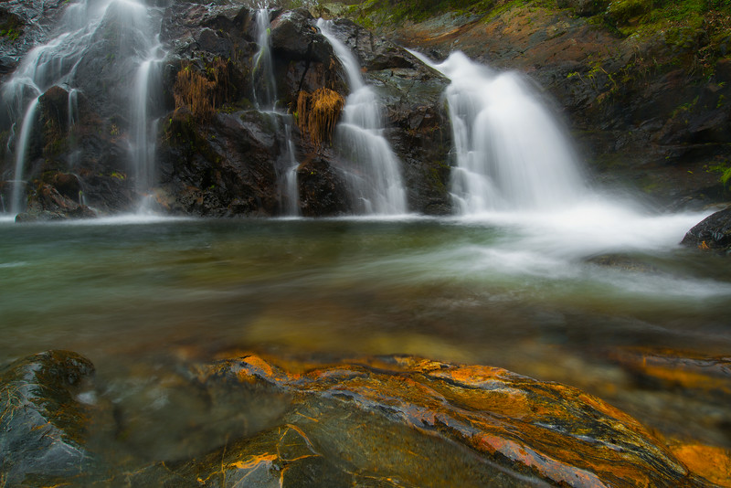 Rock Creek Falls