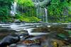 Mossbrae Falls-River Level