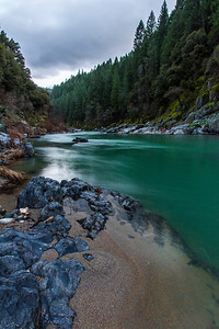 Emerald-Yuba River