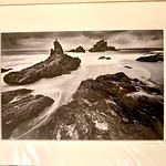 """24"""" x 32"""" Fine Art Matted print. Print size is 16"""" x 24"""". Arctic white acid-free 8-ply thick mat with an acid-free foam core backing in a crystal clear sleeve. These are ready to be framed. Normally $450 each, SALE $75 each.  I can provide professionally-finished custom framing as well."""