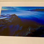"18"" x 24"" Fine Art Matted print. Print size is 12.5"" x 18.5"". Arctic white acid-free mat with an acid-free foam core backing in a crystal clear sleeve. These are ready to be framed. Normally $225 each, SALE $39 each or 3 for $99.  I can provide professionally-finished custom framing as well."