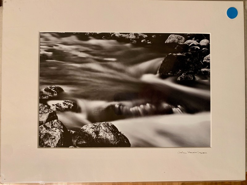 "12"" x 16"" Fine Art Matted print. Print size is 7.5"" x 11.25"" Arctic white acid-free mat with an acid-free foam core backing in a crystal clear sleeve. These are ready to be framed. Normally $150 each, SALE $19 each or 3 for $50.  I can provide professionally-finished custom framing as well."