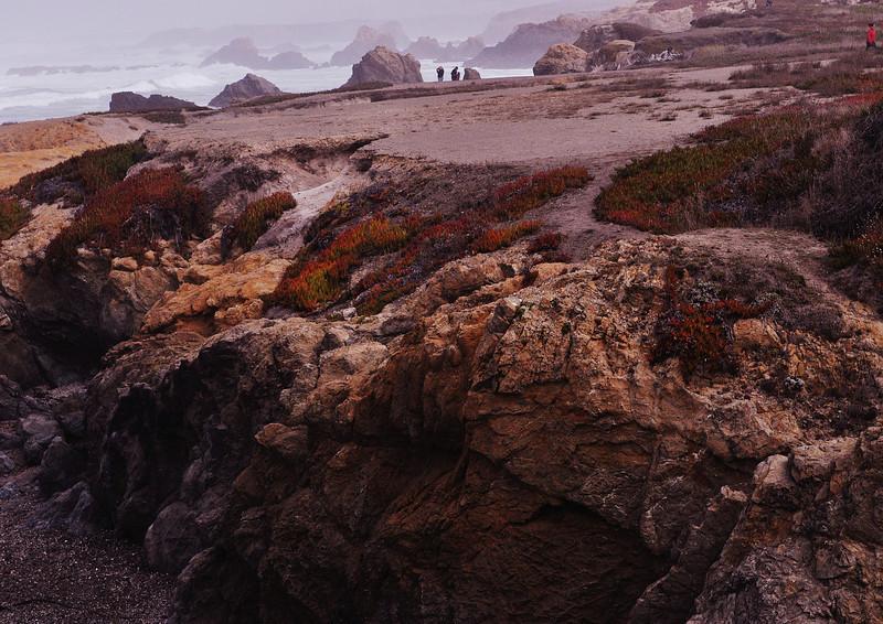 Glass Beach Area, Ft. Bragg