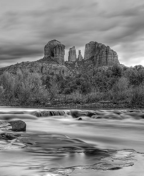 Red Rock Crossing Flow