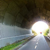 This giant culvert carries the Lochside Trail beneath the Pat Bay Highway.