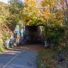 Burnside Road Bridge.
