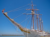 L S de Elcano, Spanish Royal Navy training ship. 3rd largest Tall Ship.