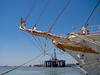 L S de Elcano, Spanish Royal Navy training ship. 3rd largest Tall Ship.