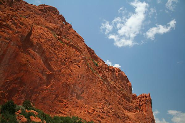 Garden of the Gods & Red Rocks