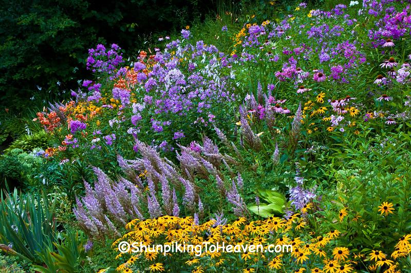 Sherry's Garden, Columbia County, Wisconsin