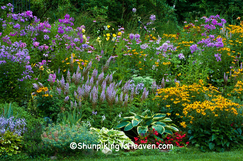 Sherry's Garden, Columbia County, Wisconsin