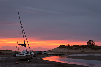 Low tide, Alnmouth dawn
