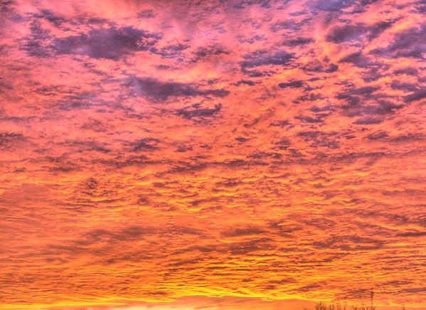 Milford CT, Summer morning sunrise!